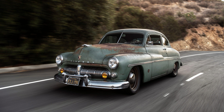 Mercury EV Derelict
