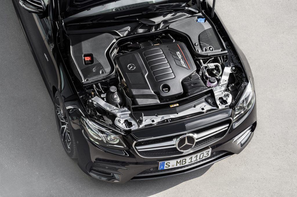 Mercedes-AMG E 53 4MATIC+ Coupé, C238, 2018