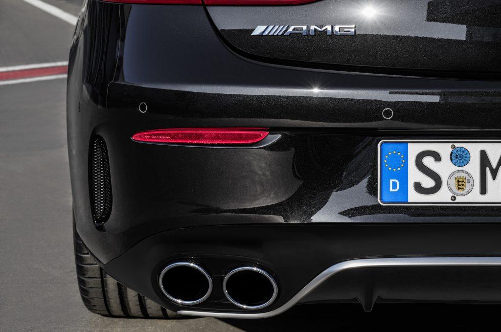 Mercedes-AMG E 53 4MATIC+ Cabriolet, A238, 2018