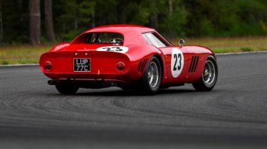 1962 Ferrari 250 GTO by Scaglietti 1
