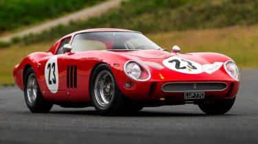1962 Ferrari 250 GTO by Scaglietti 9