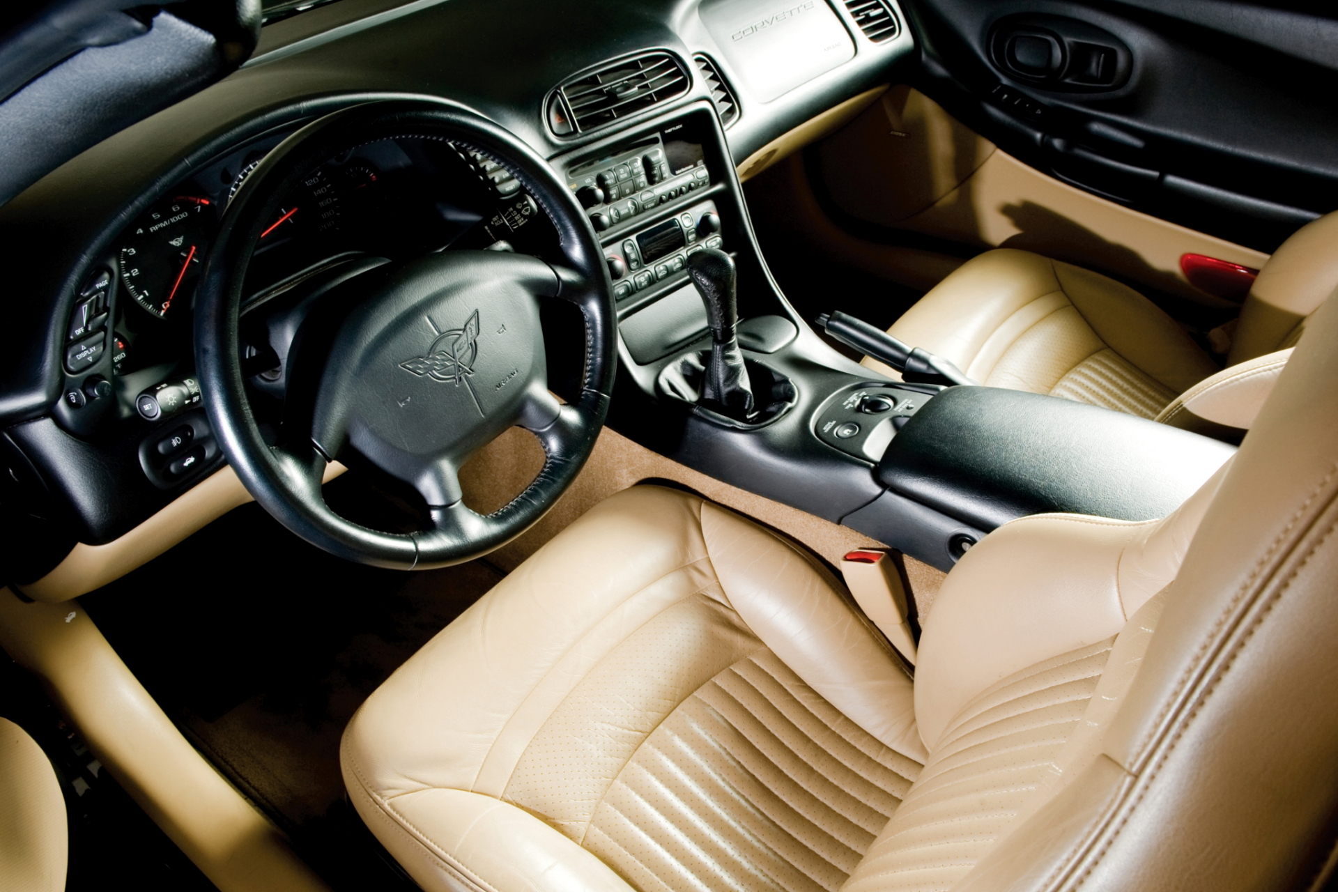 Interieur Corvette C5