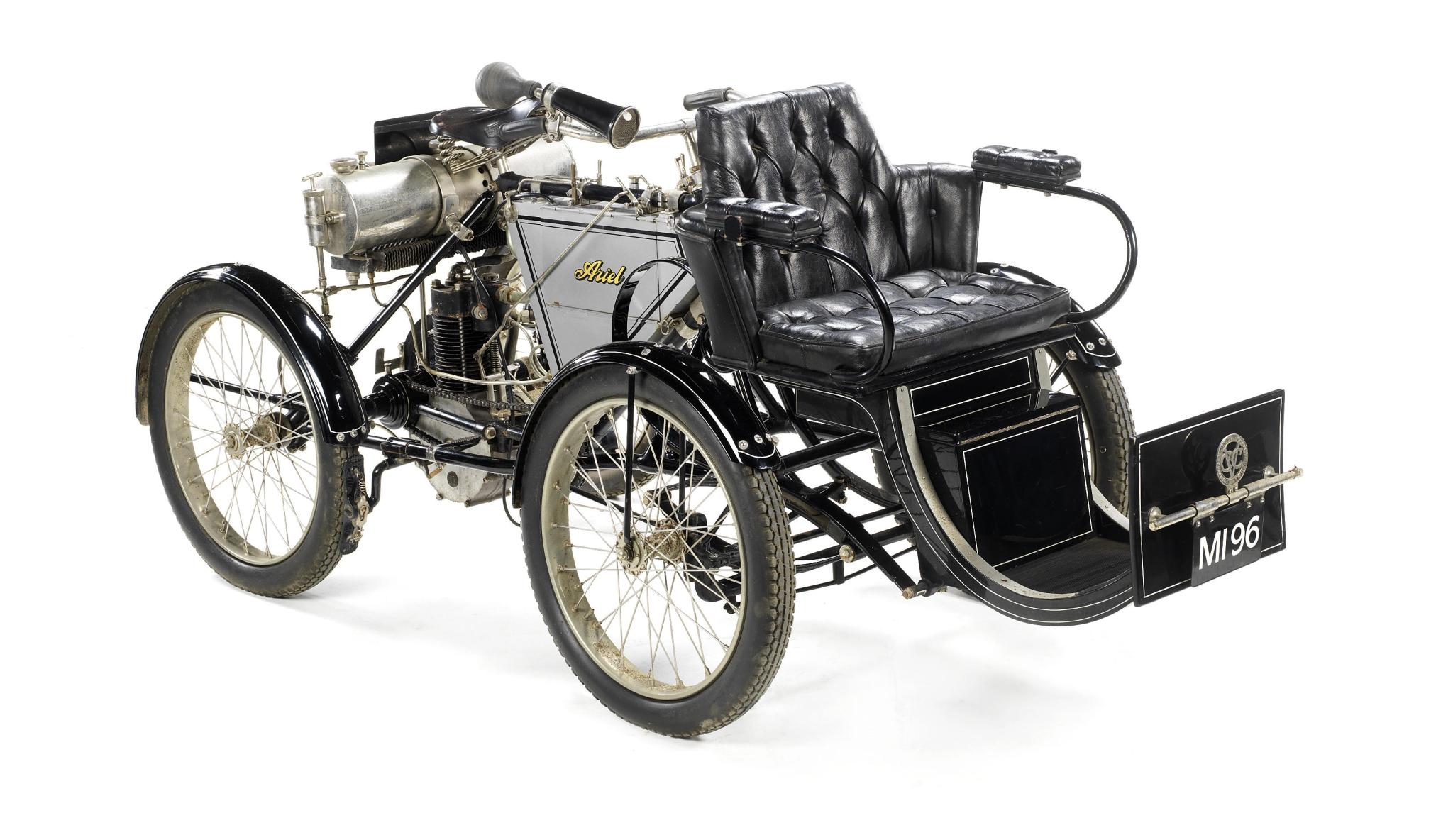 Ariel Quadricycle