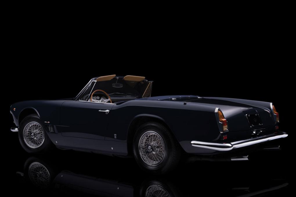 Maserati 3500 GT Spyder (1961)