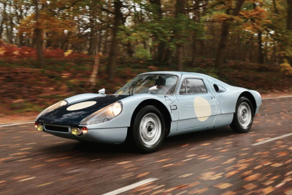 Porsche 904 Carrera GTS (1965)