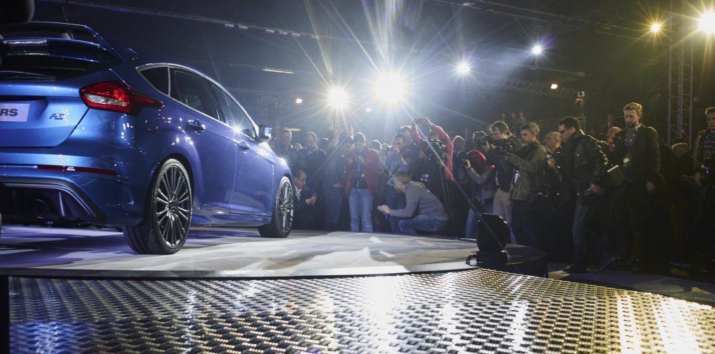 Ford Focus RS Generatie III