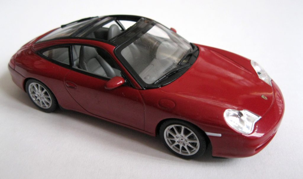 911 - 996 Targa
