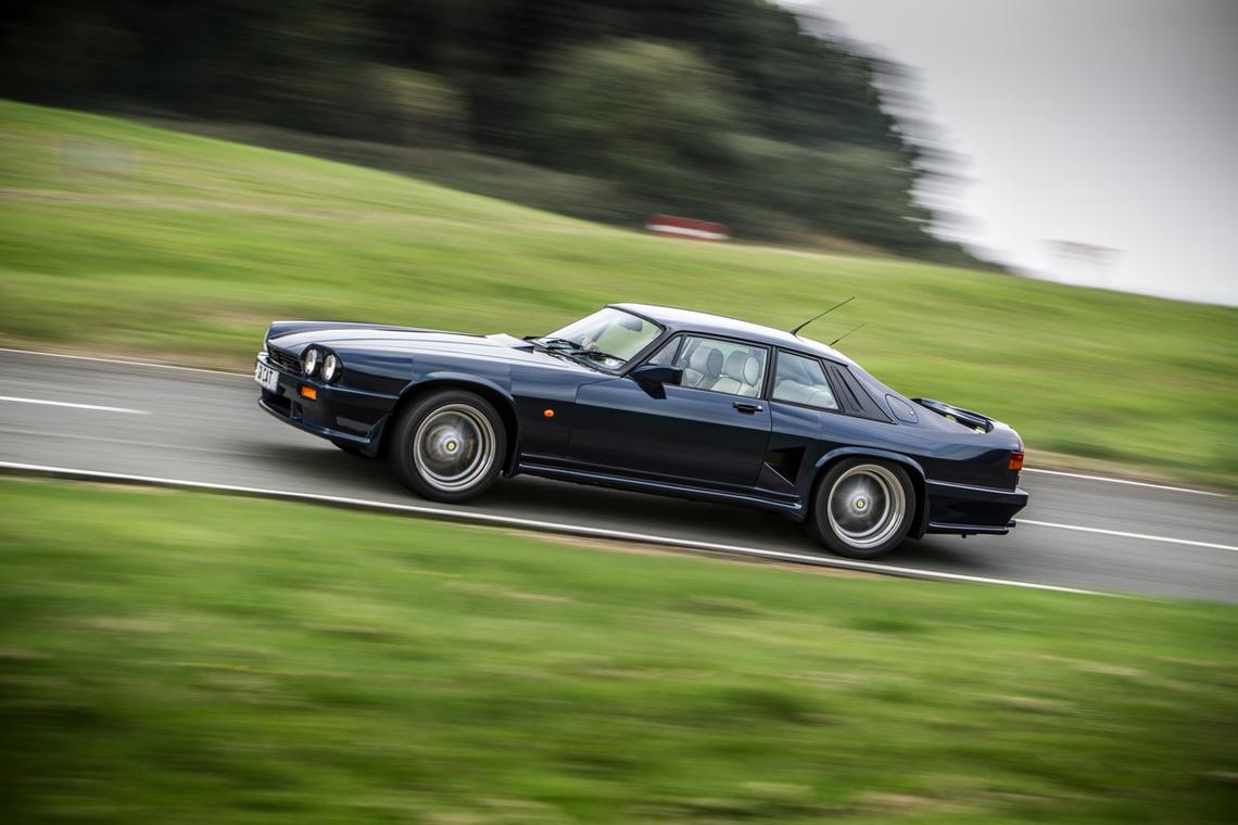 Lister Jaguar XJS 7.0 Le Mans Coupé