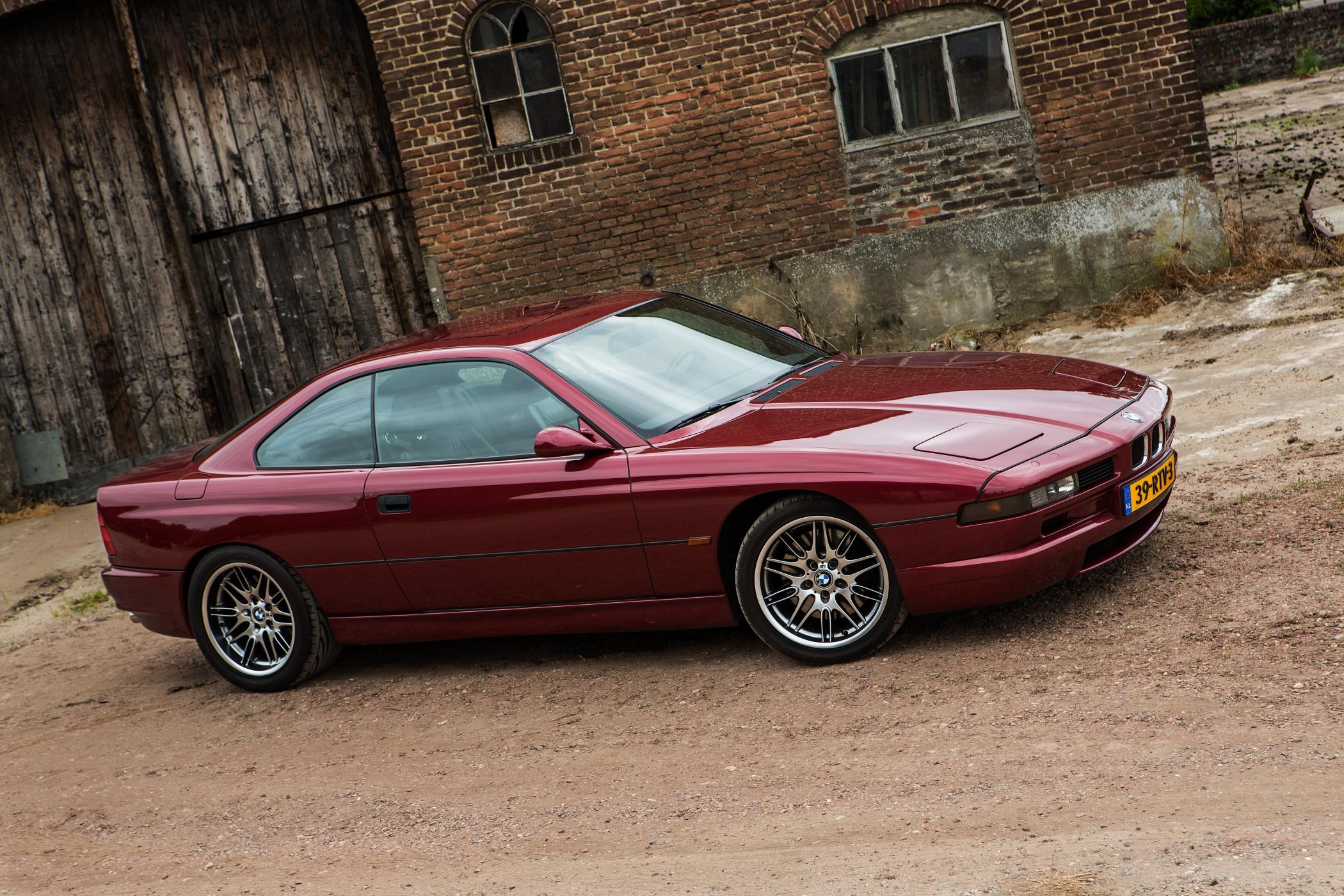 BMW 850 CSI-06