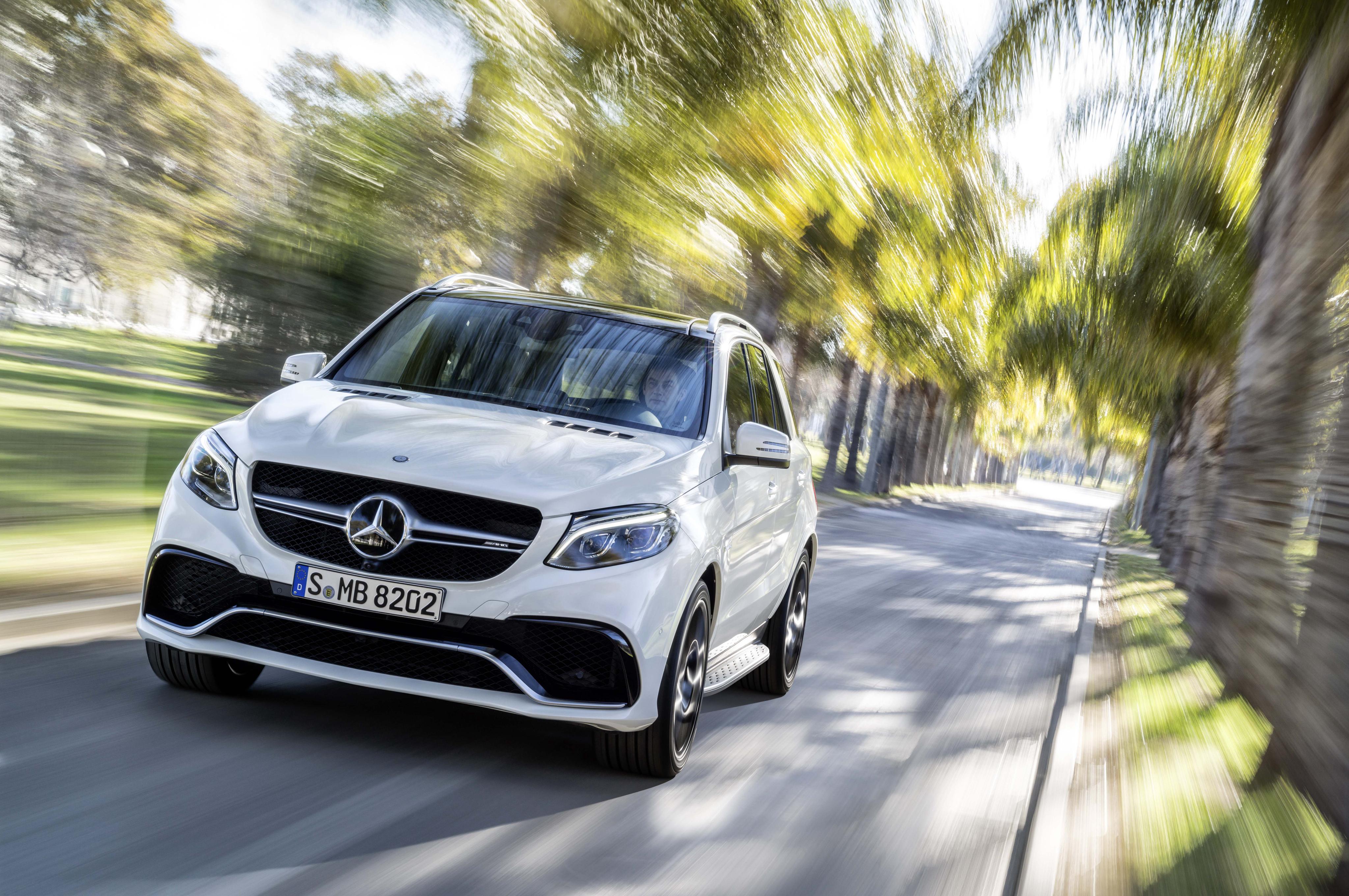 Mercedes-AMG GLE 63 AMG S
