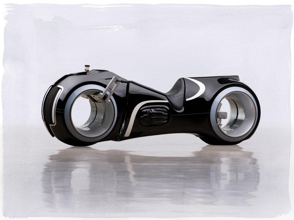 Tron 'light cycle'