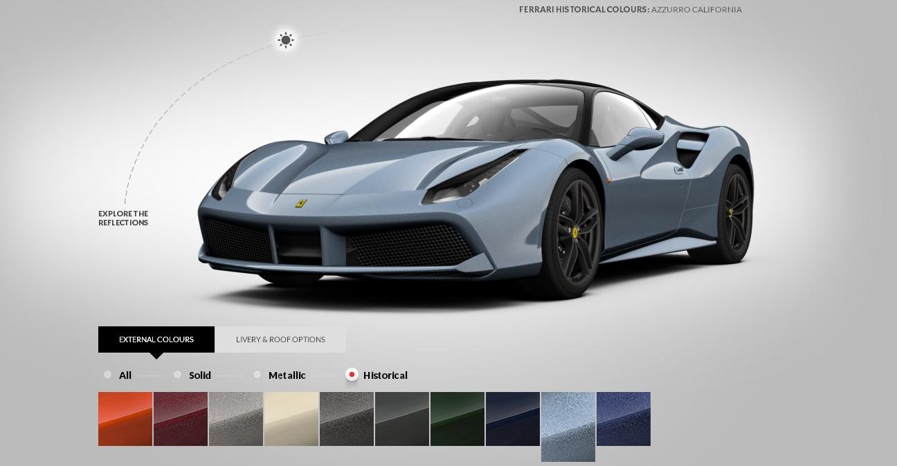 Ferrari 488 GTB Opties 001
