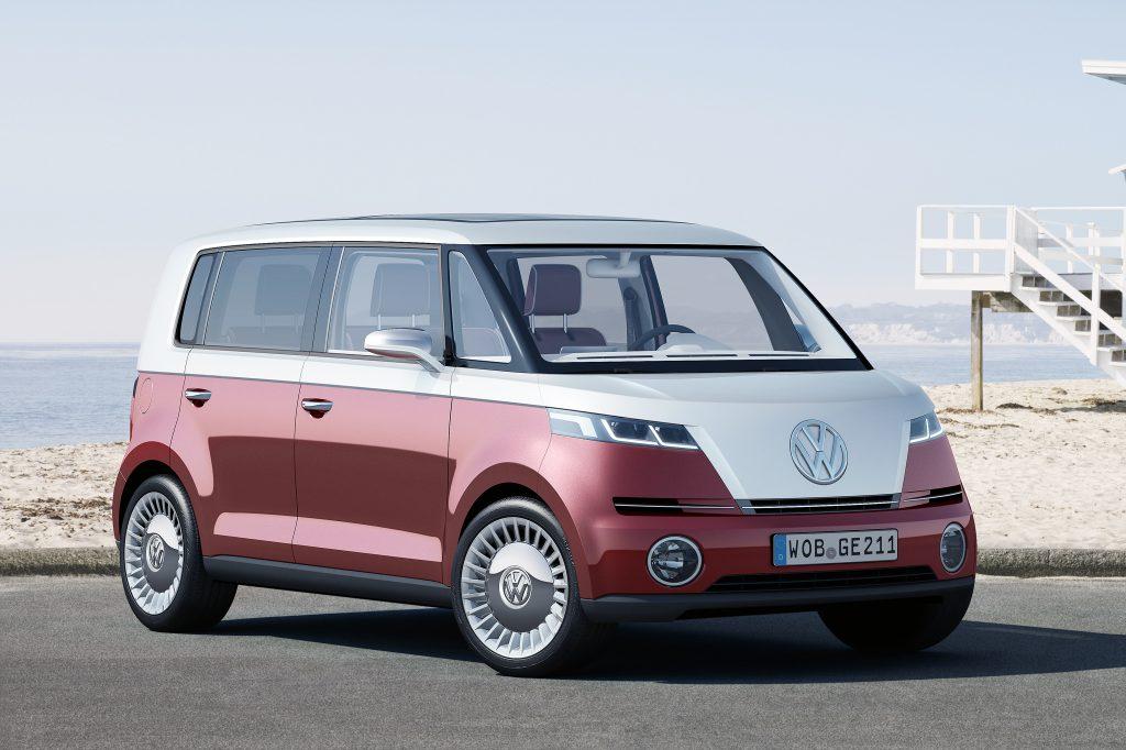 Gaat de auto lijken op de Bulli Concept uit 2011?