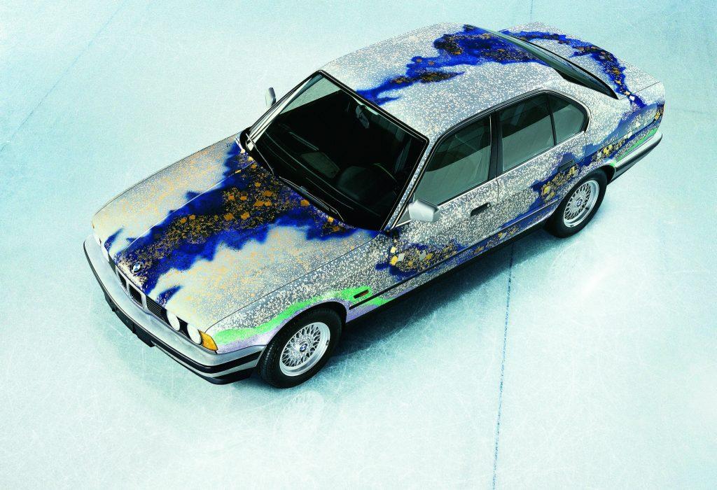 Matazo Kayama, Art Car, 1990 - BMW 535i