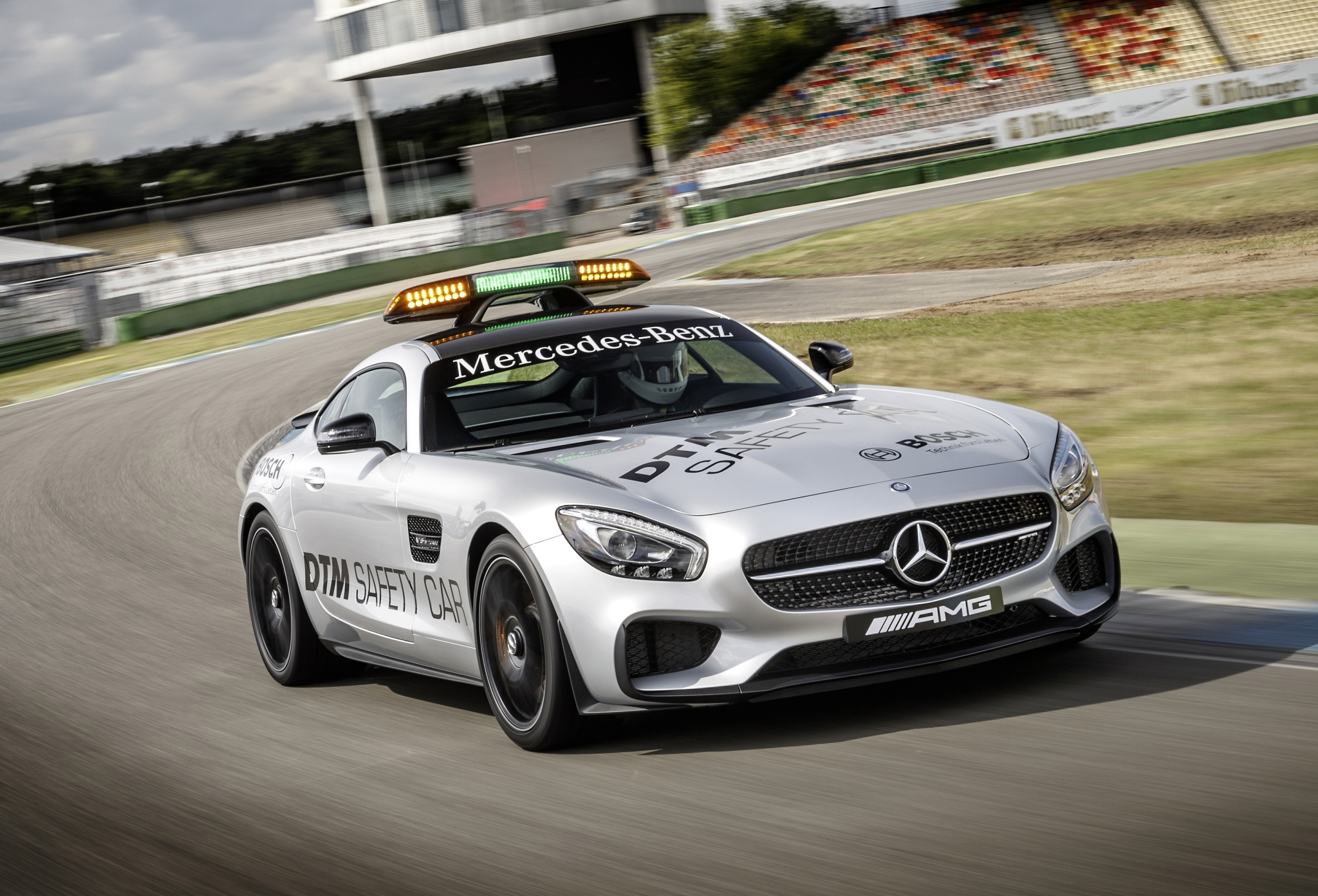 Mercedes-AMG GT S DTM Safety Car 002