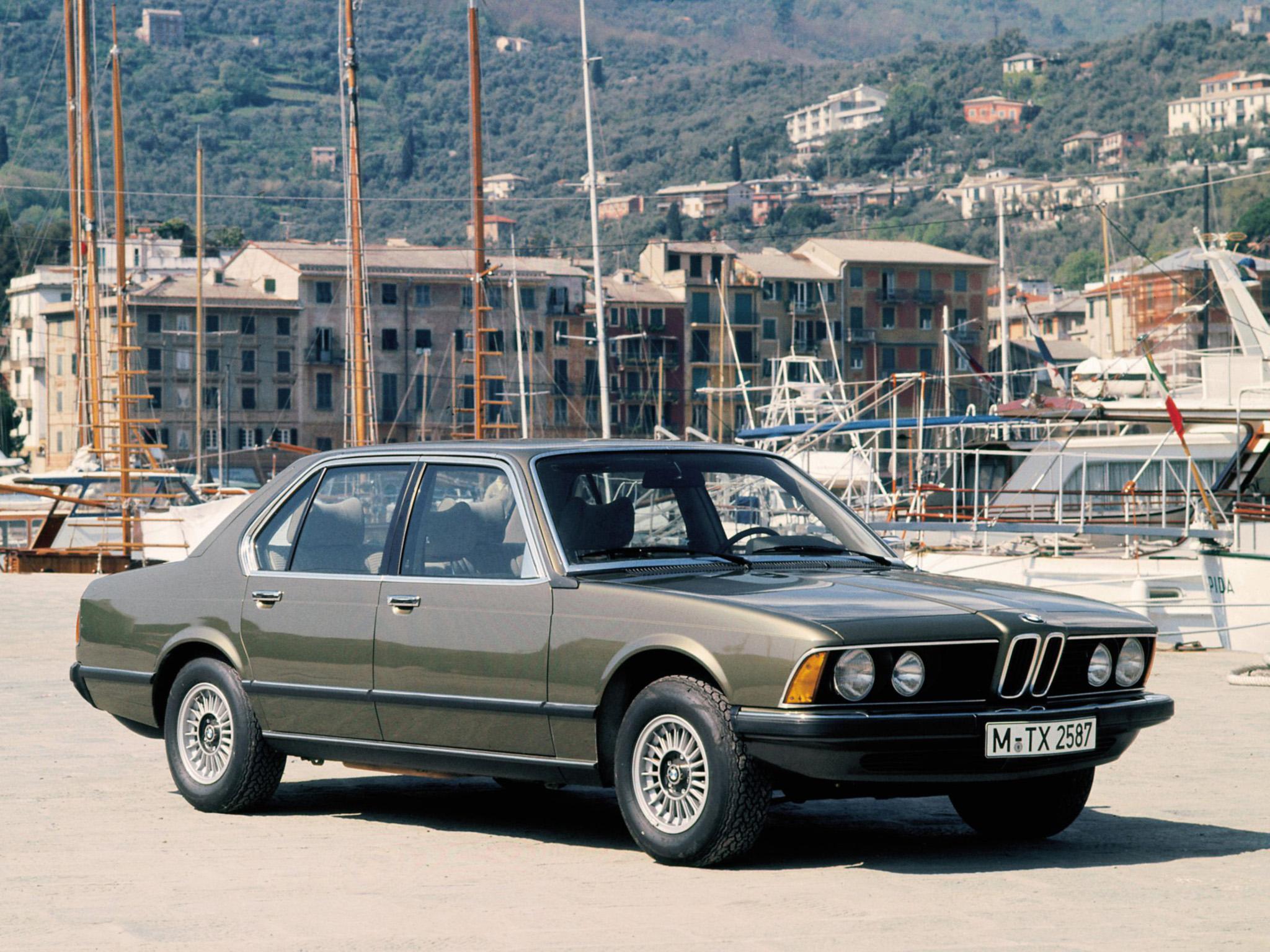 BMW 7 Serie (E23) 1977 - 1986