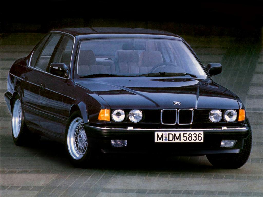 BMW 7 Serie (E32) 1986 - 1994
