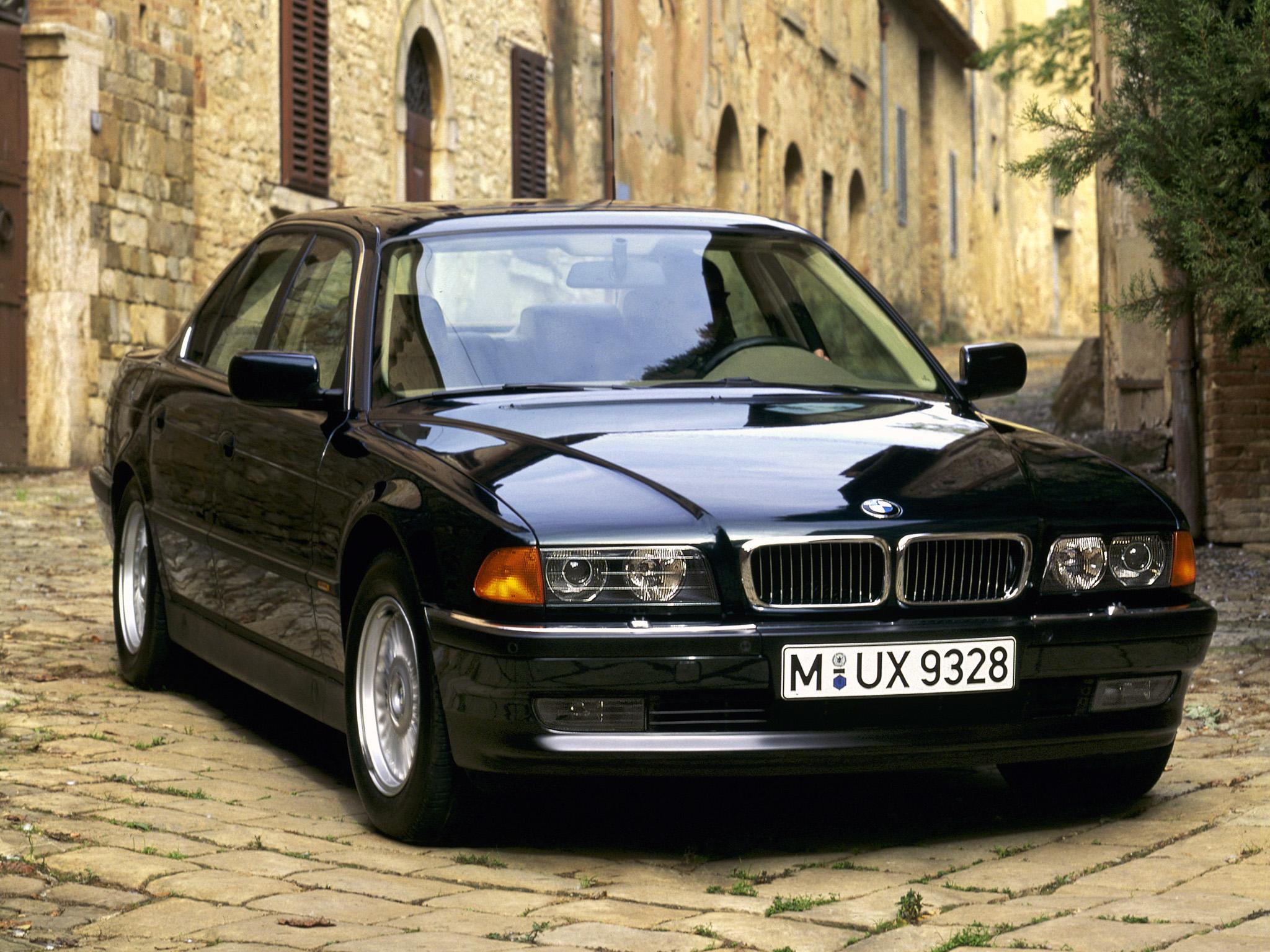 BMW 7 Serie (E38) 1994 - 2001