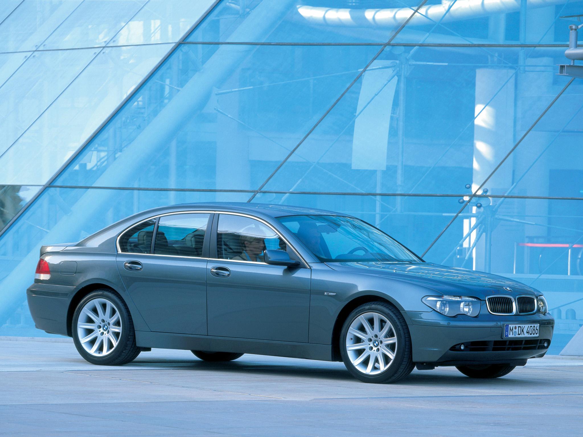 BMW 7 Serie (E65) 2001 - 2008