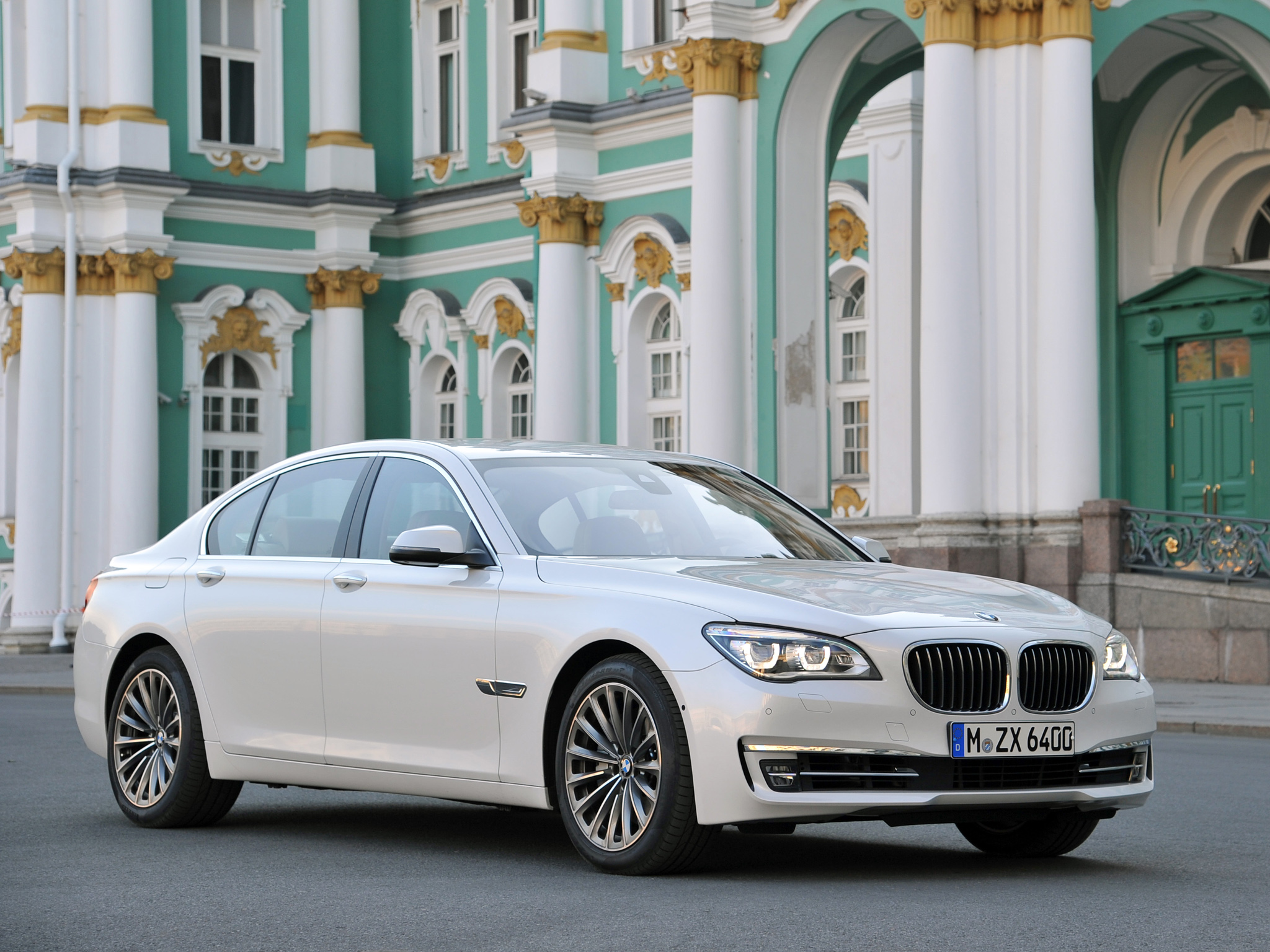 BMW 7 Serie (F01) 2008 - heden