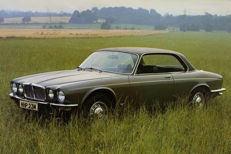 XJ C Series II (1975 - 1978)