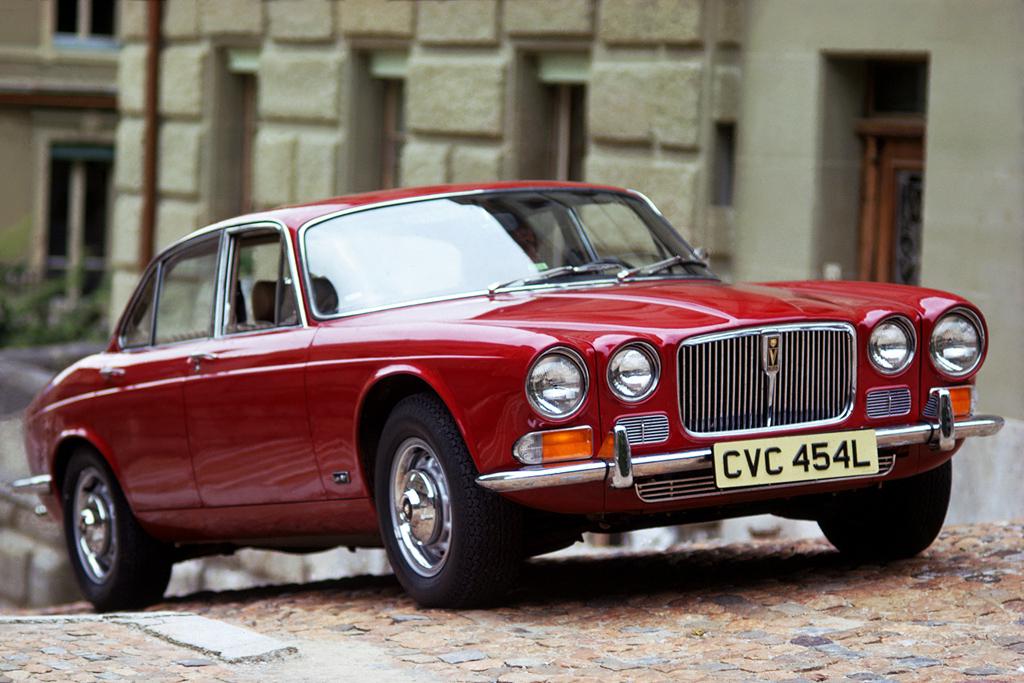 XJ Series 1 (1968 - 1973)