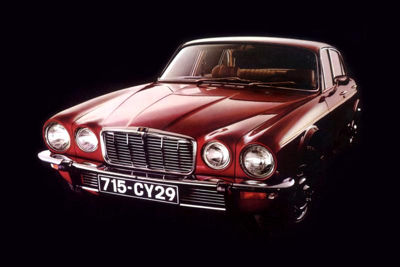 XJ Series II (1973 - 1979)