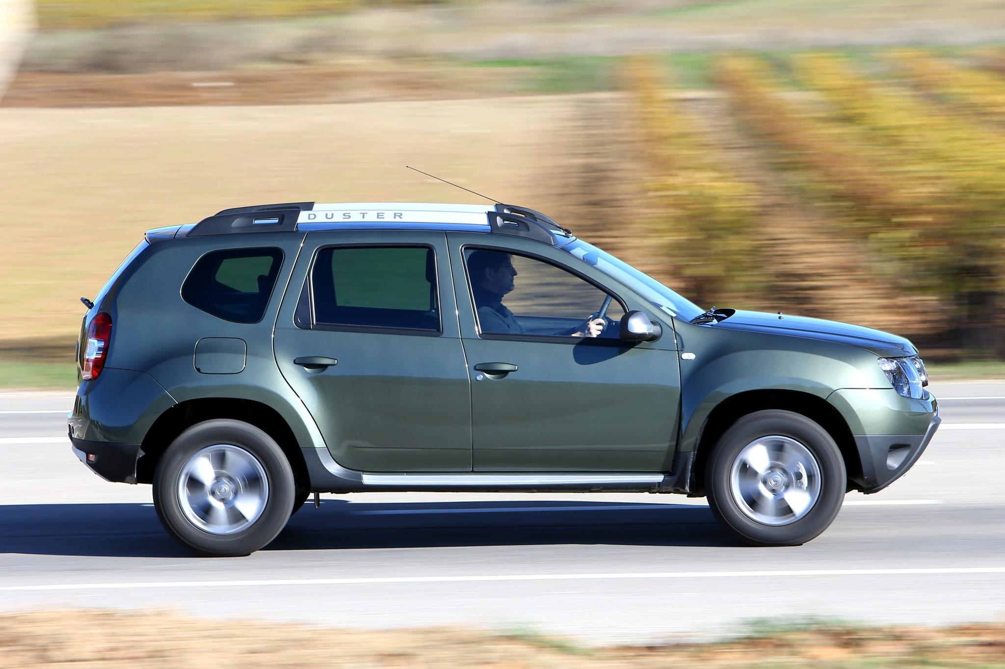 12 Dacia Duster