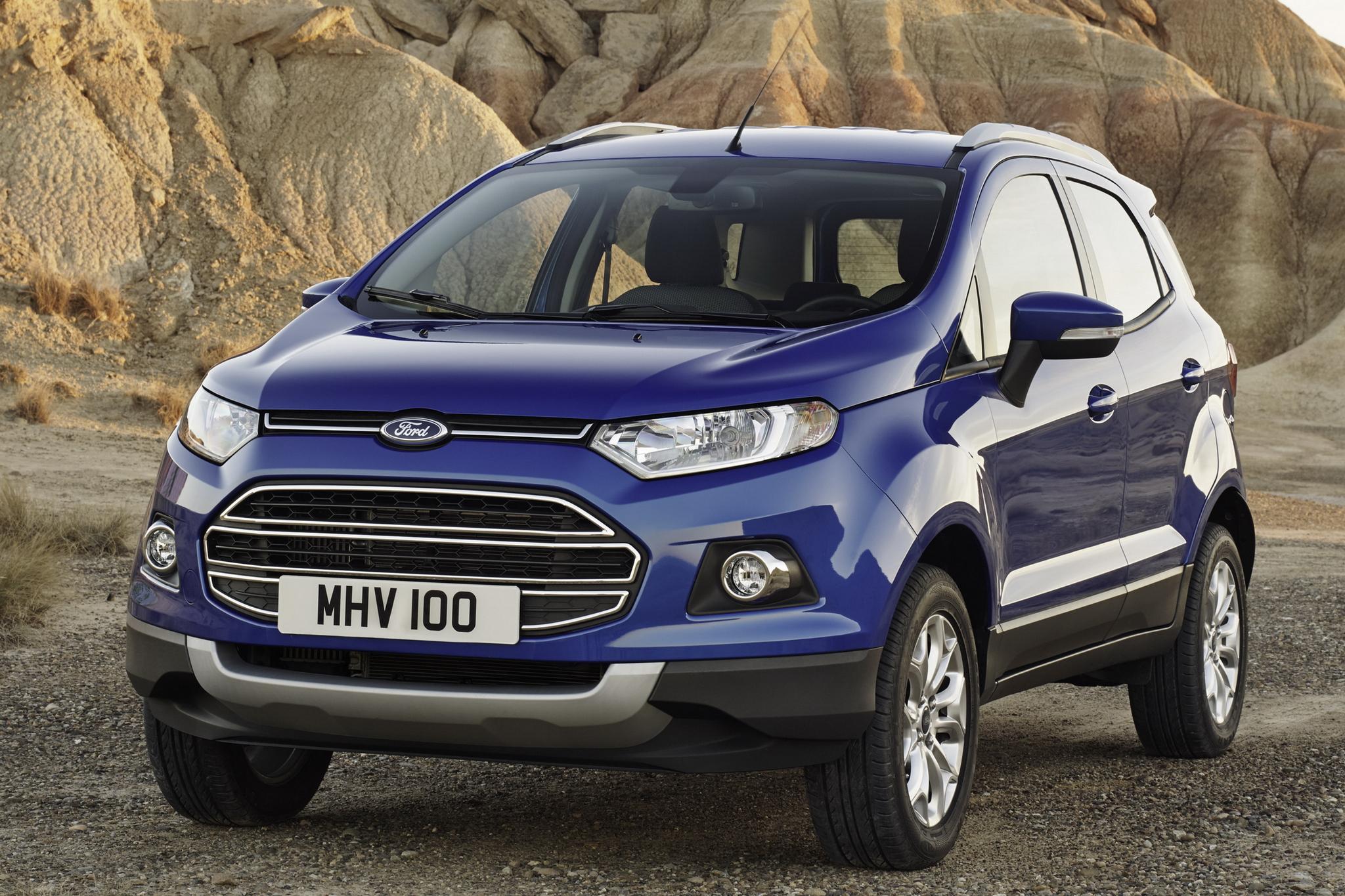 14 Ford Ecosport