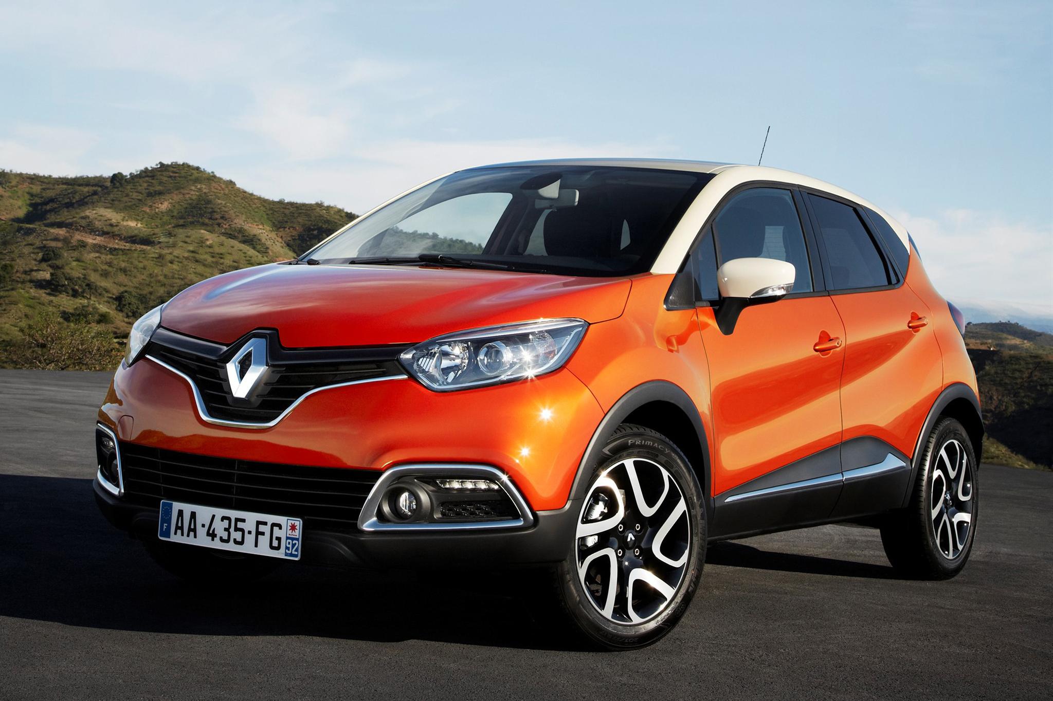 2 Renault Captur
