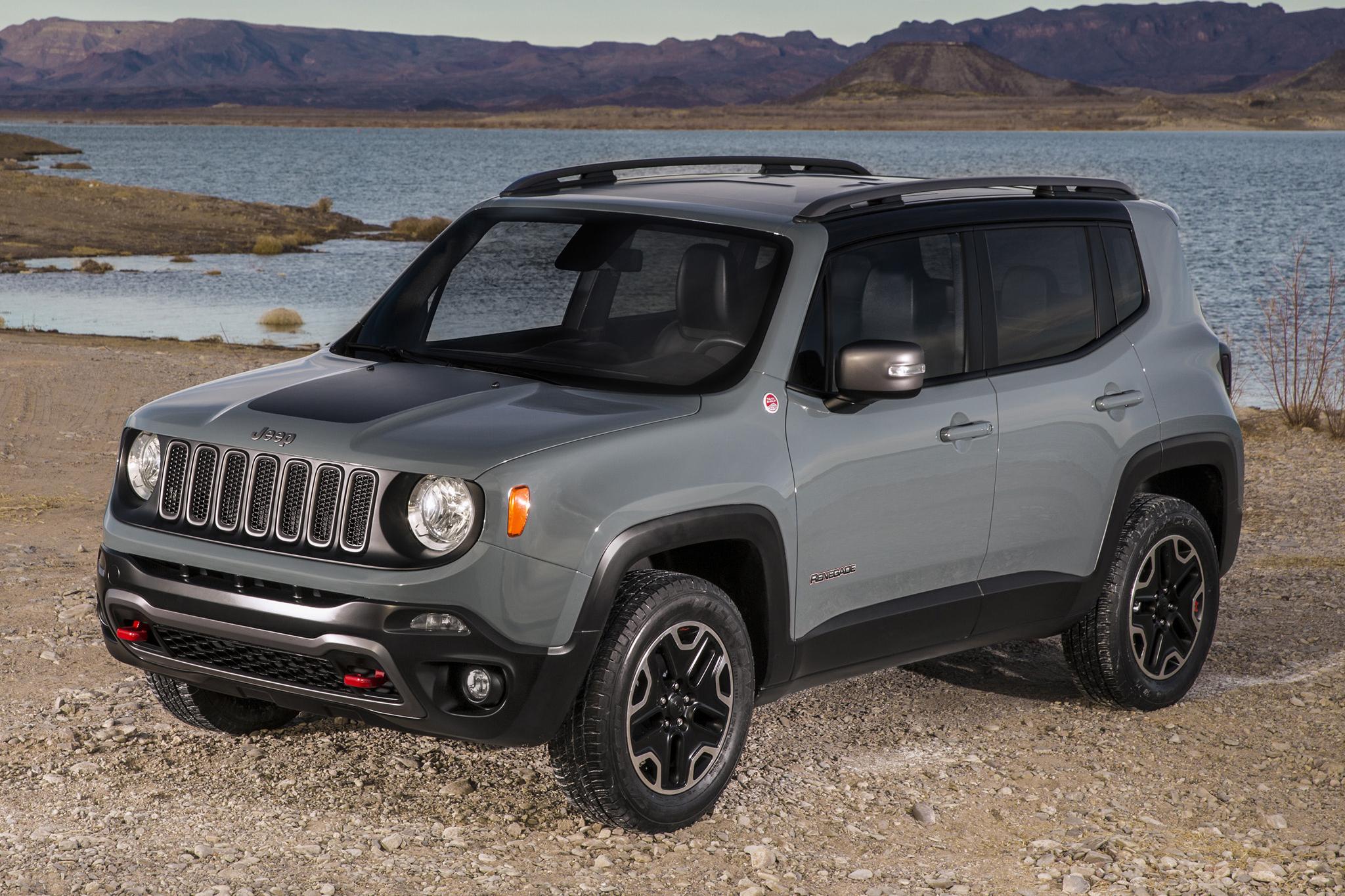 5 Jeep Renegade