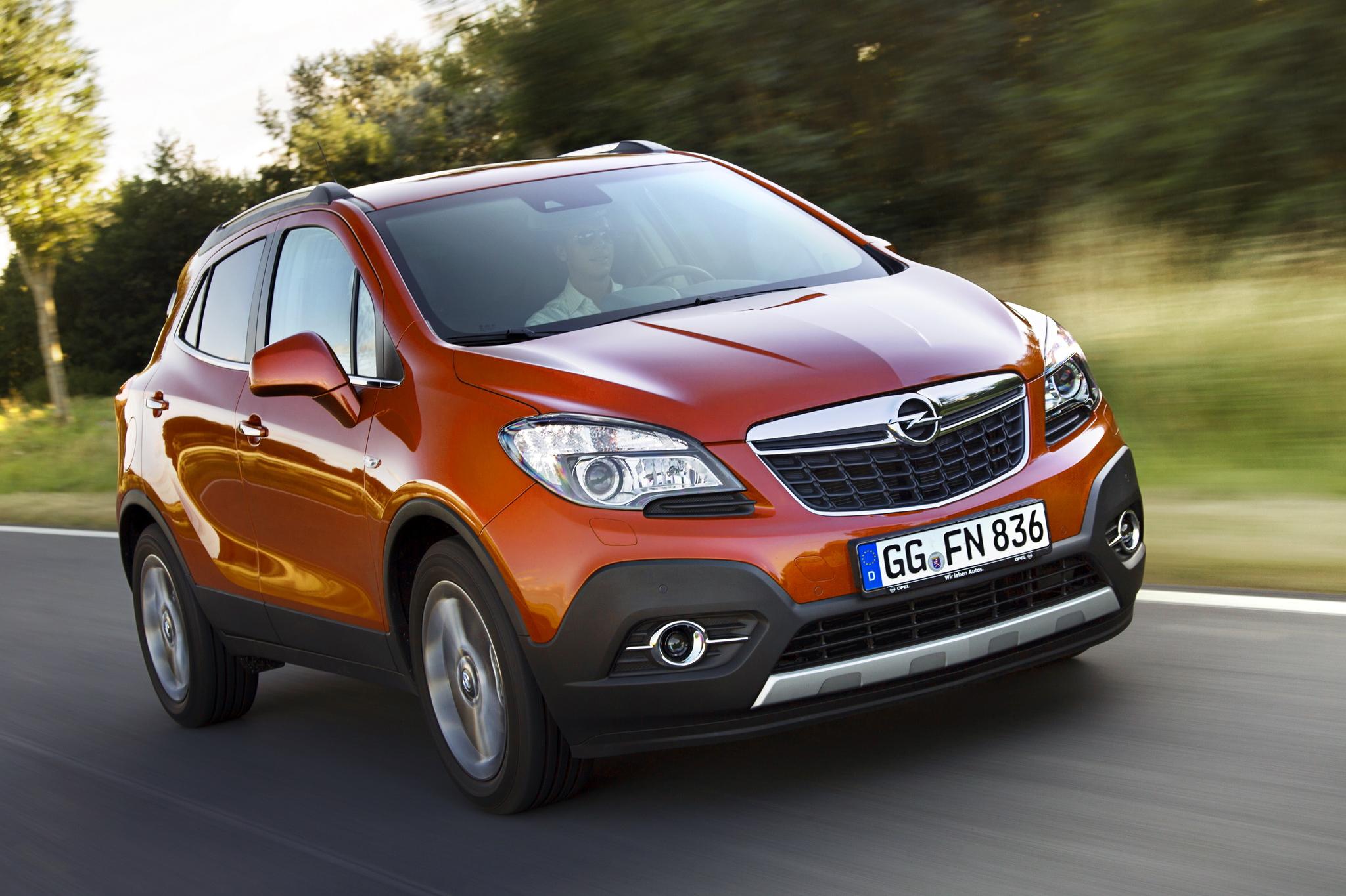 7 Opel Mokka