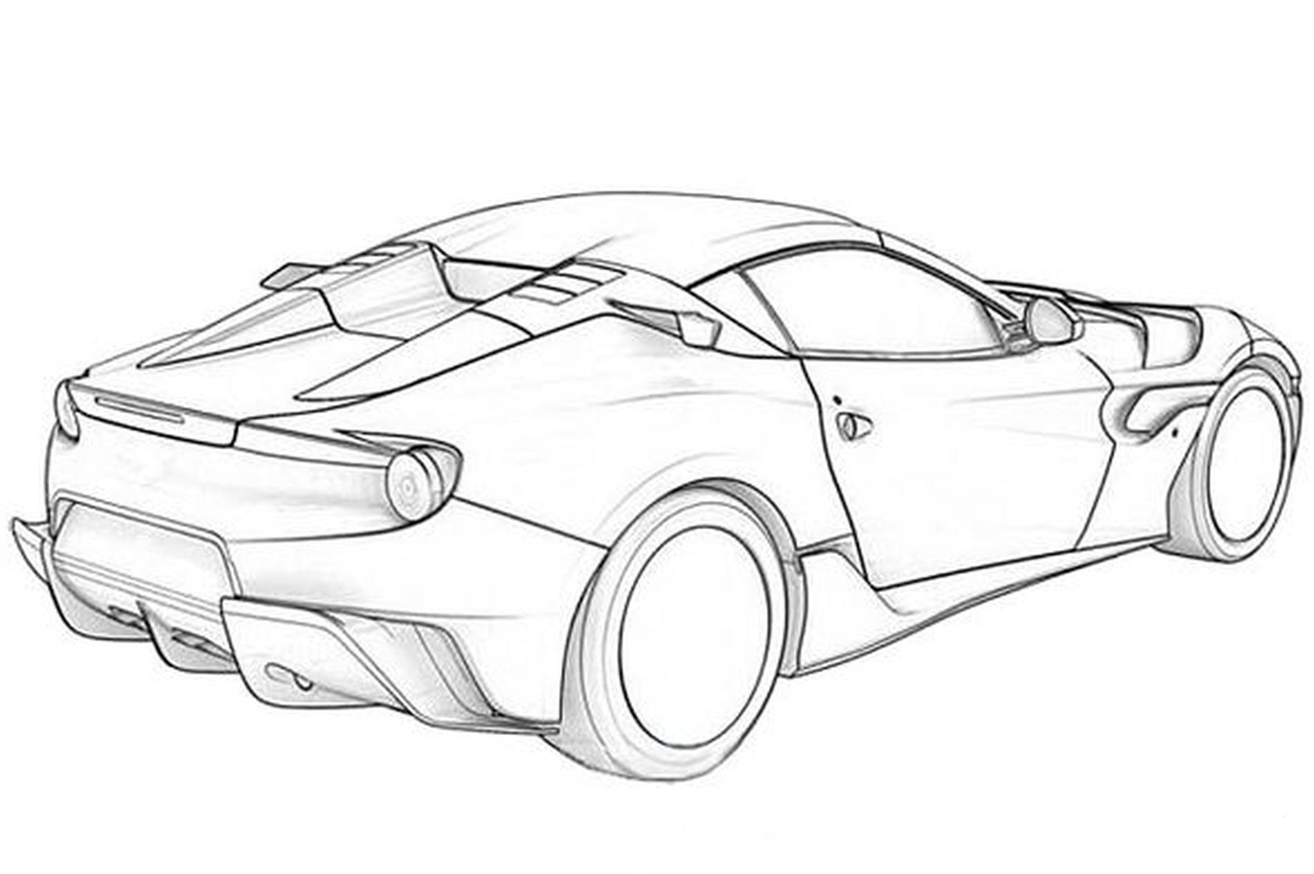 Ferrari SP Ayra