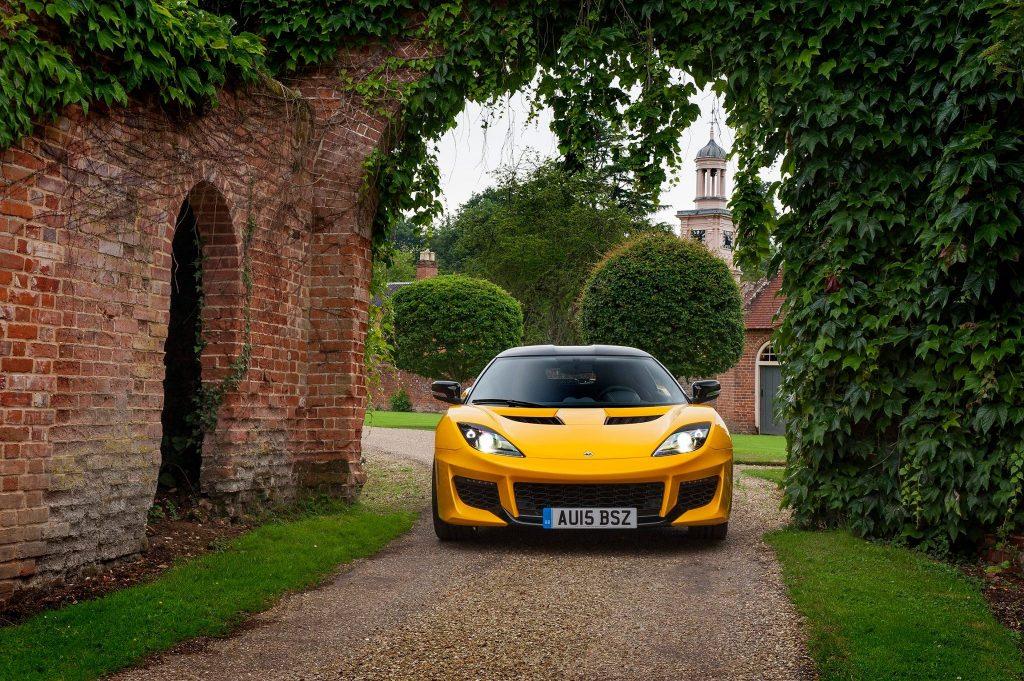 Lotus Evora 400 003