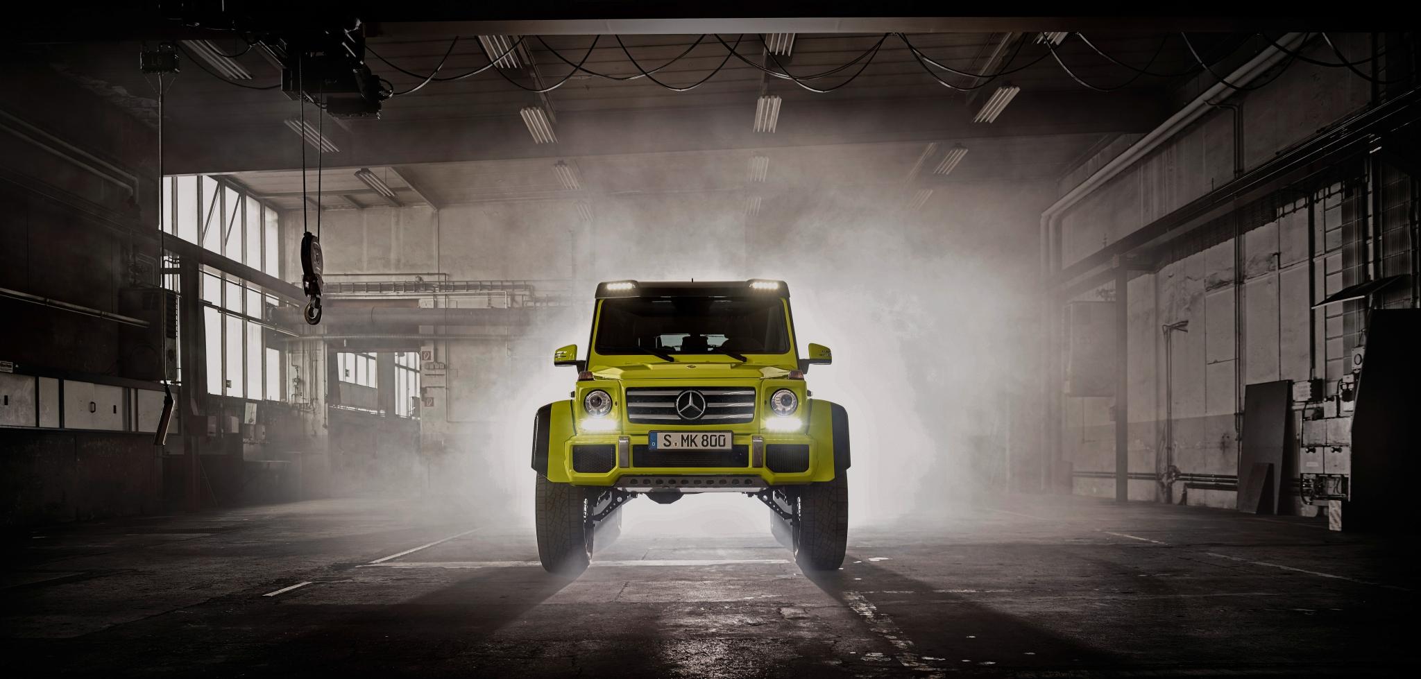 Mercedes-Benz G 500 4x42 autovisie 003