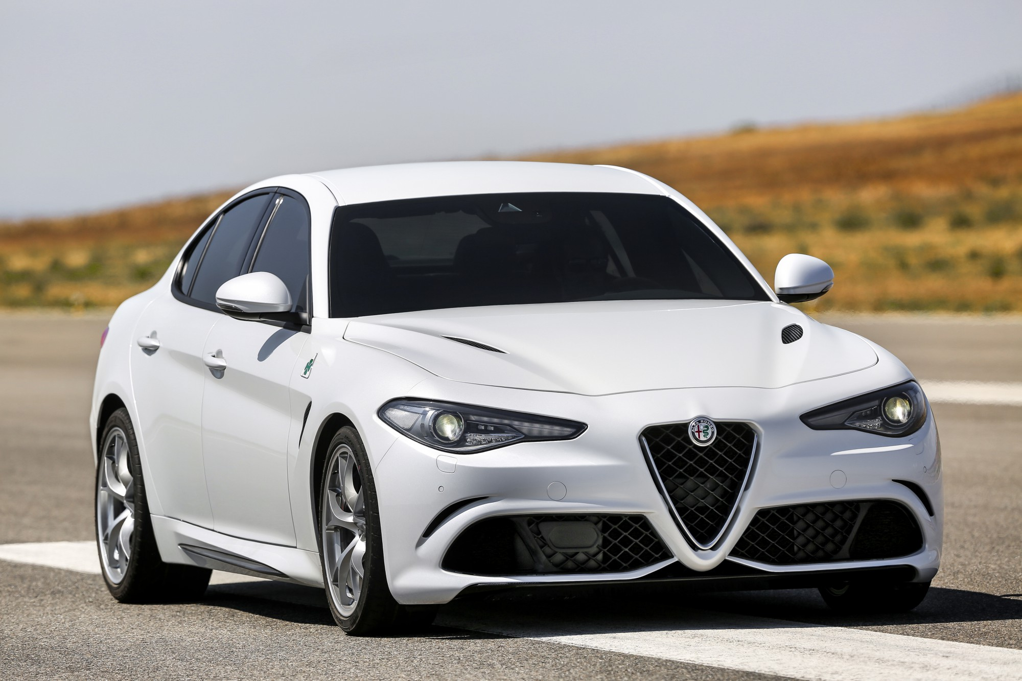 1 Alfa Romeo Giulia