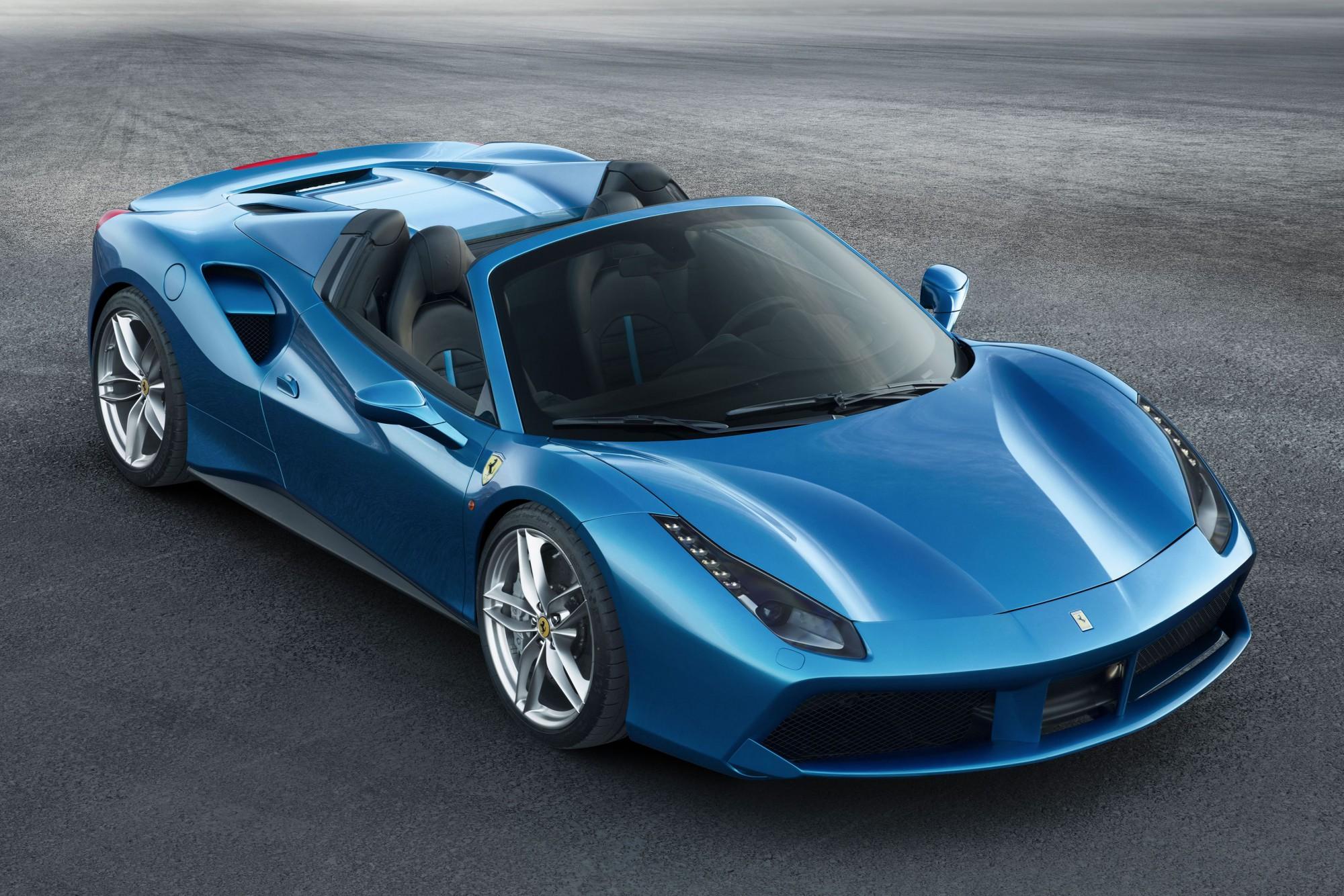 5 Ferrari