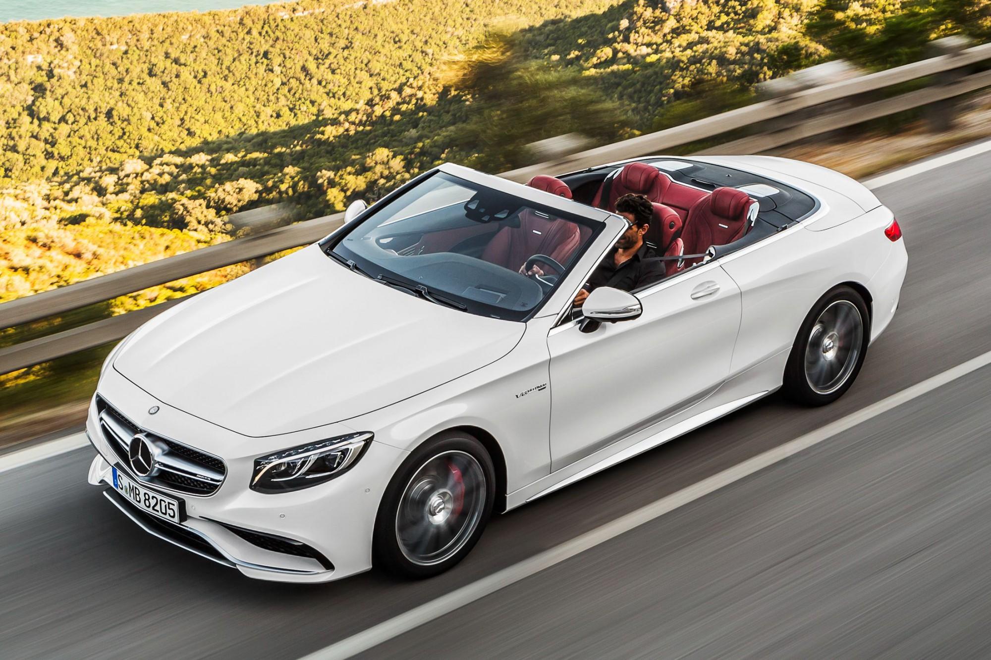 6 Mercedes S