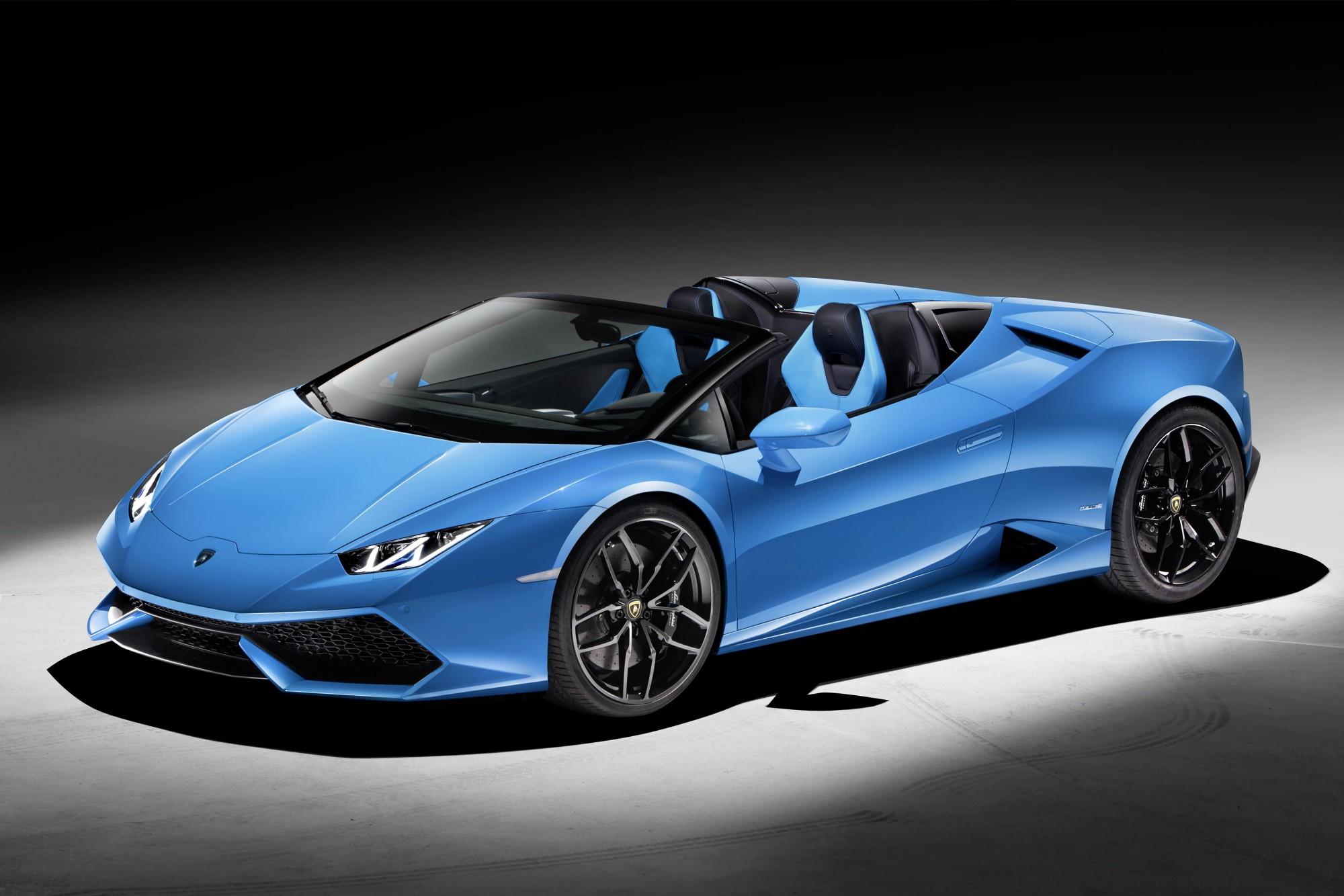 8 Lamborghini