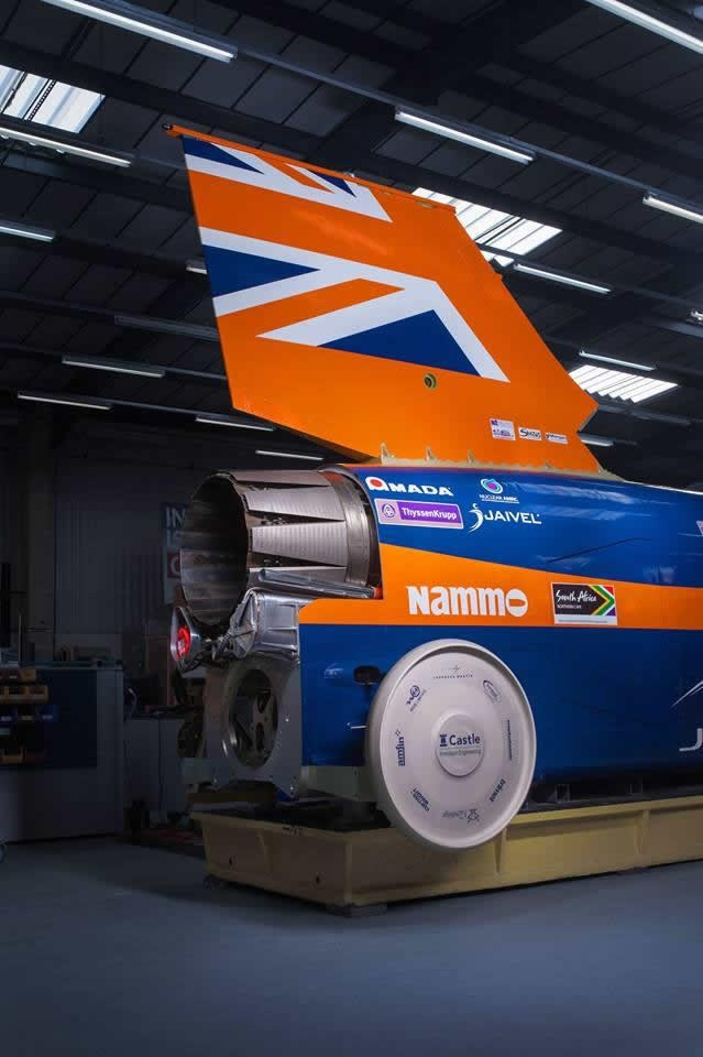 Bloodhound SSC 002