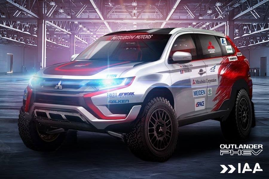 Mitsubishi Outlander Racer