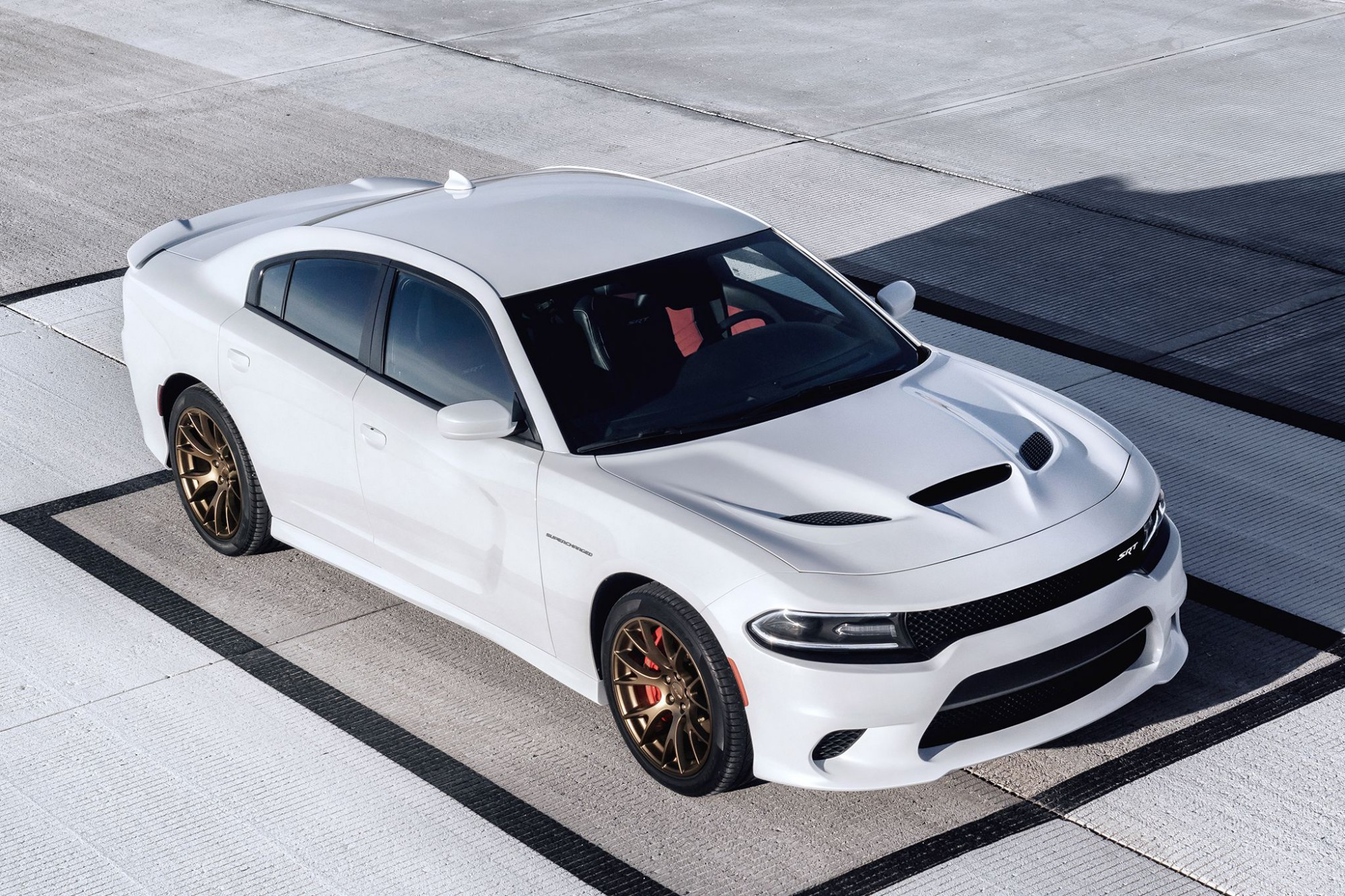 1 Dodge Charger Hellcat
