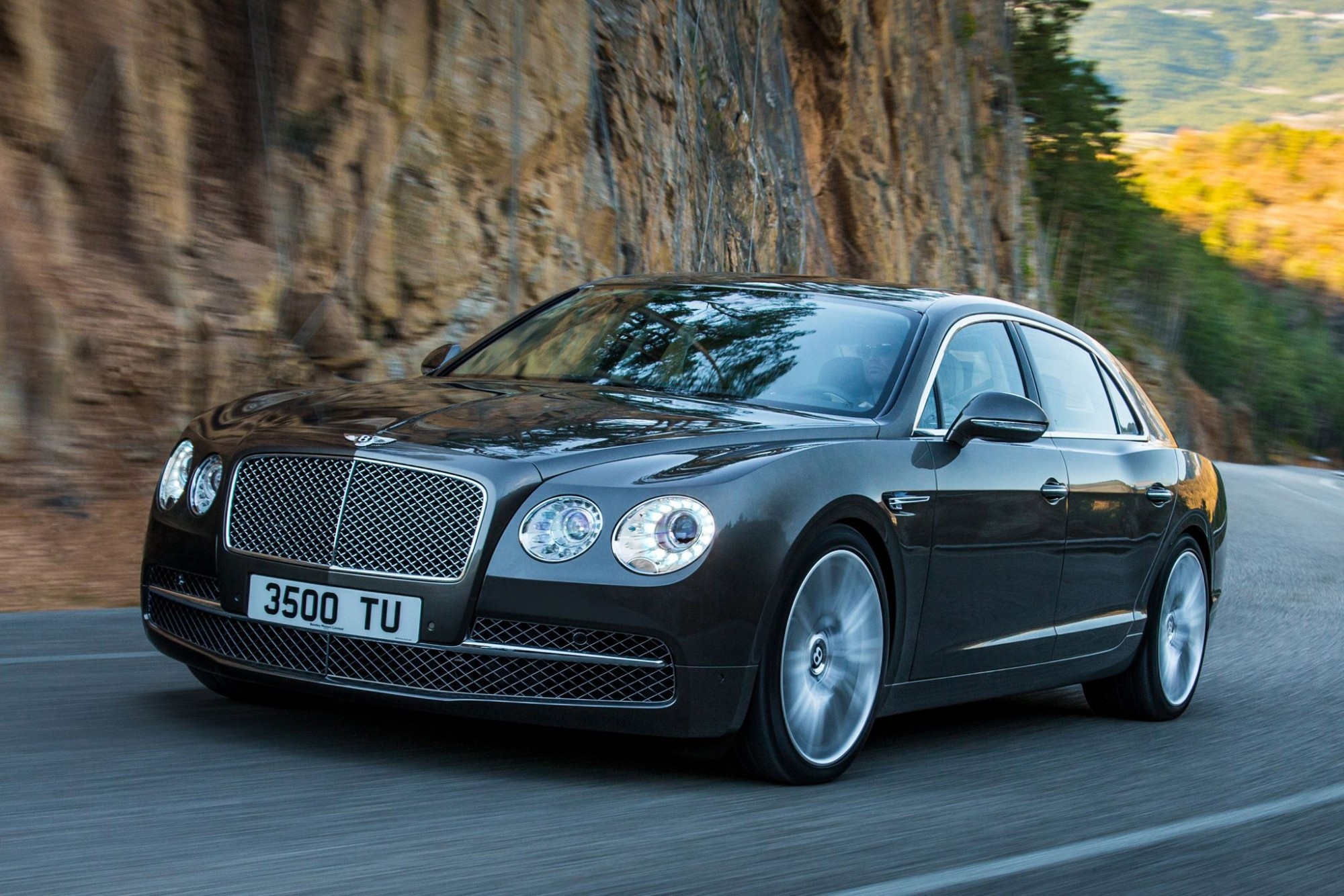 4 Bentley Continental Flying Spur