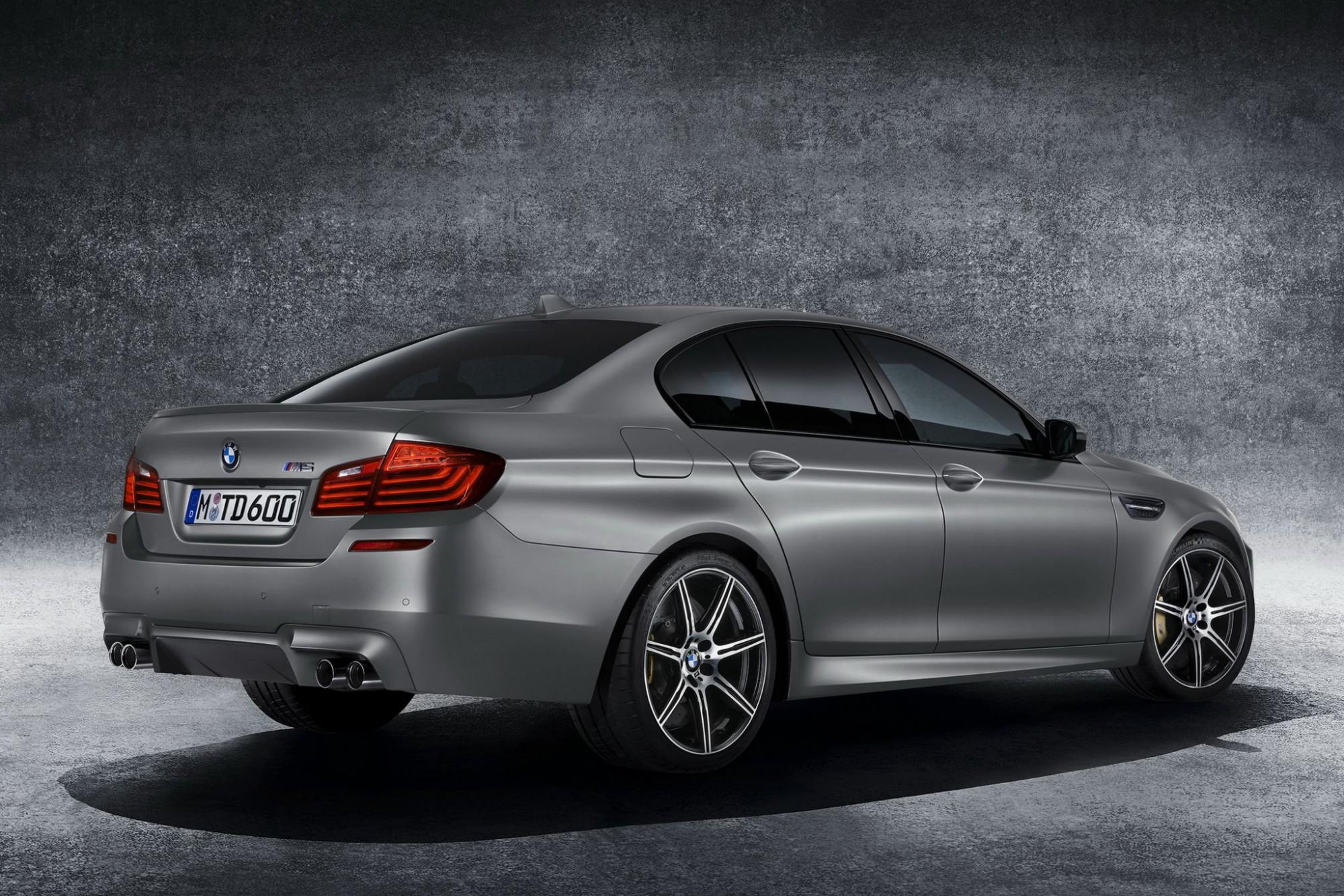 7 BMW M5