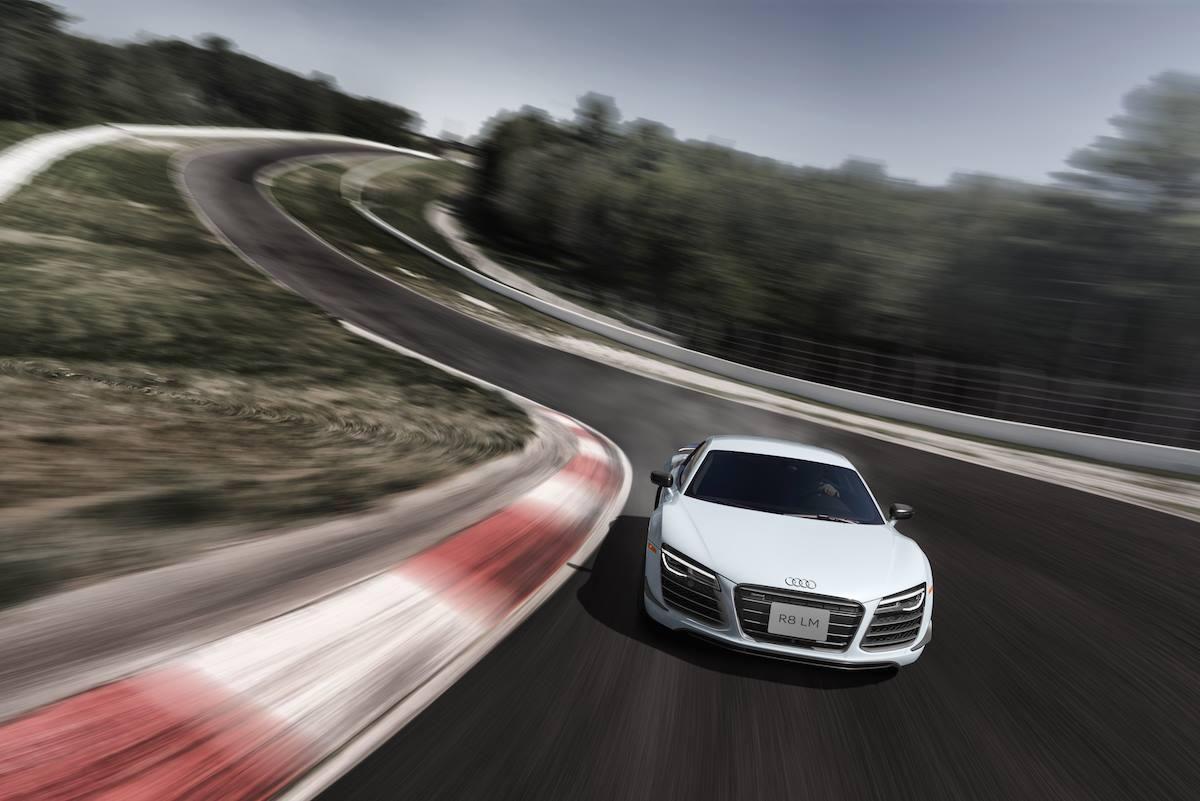 Audi R8 LM 2
