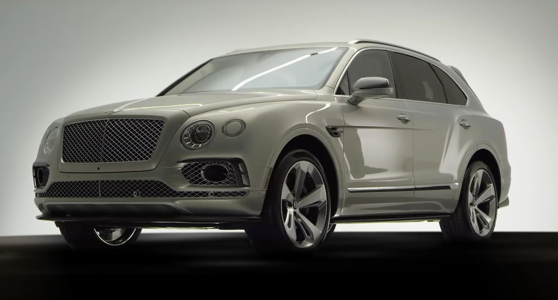 Bentley Bentayga detail 004