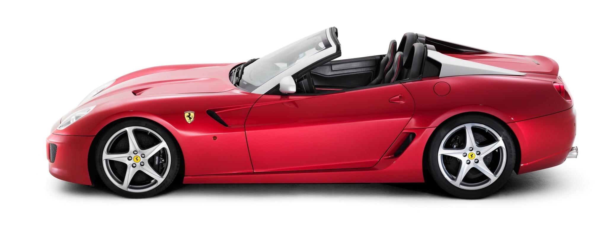 Ferrari Limited Editions 599 Aperta