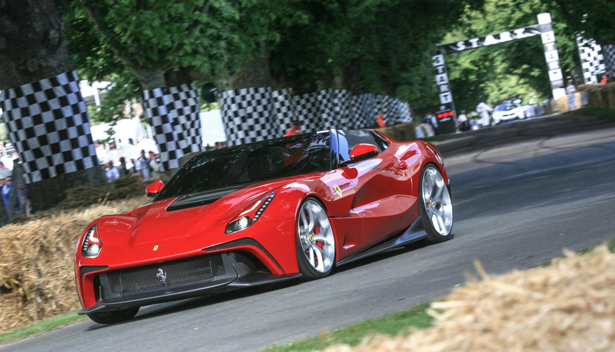 Ferrari Limited Editions F12 TRS