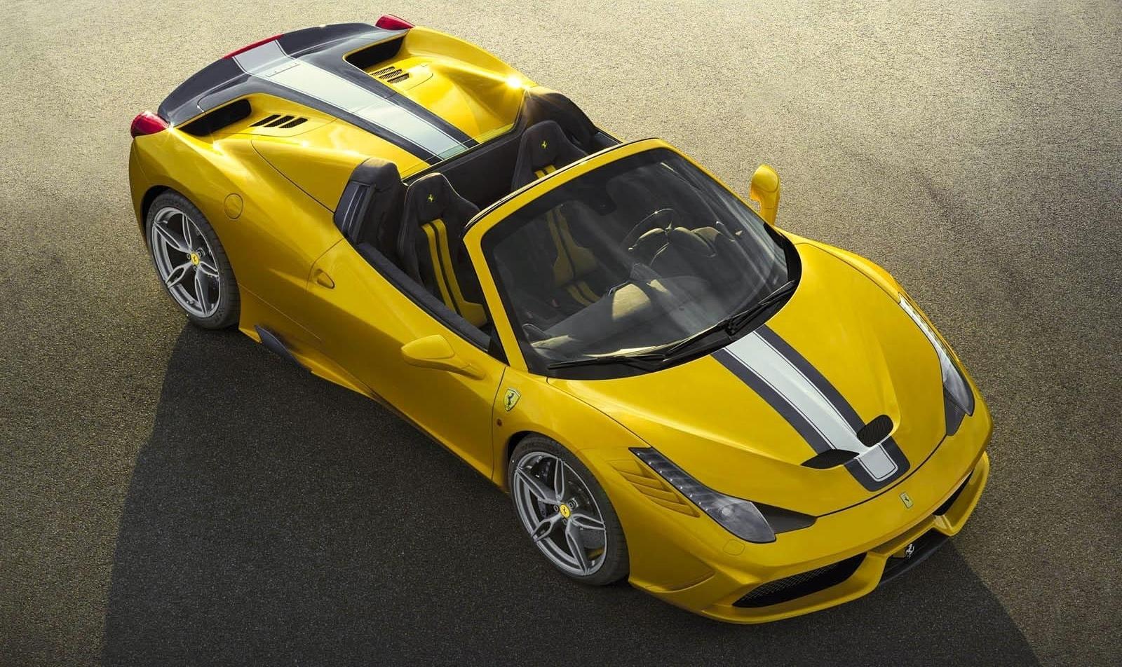 Ferrari Limited Editions Ferrari 458 Speciale Aperta