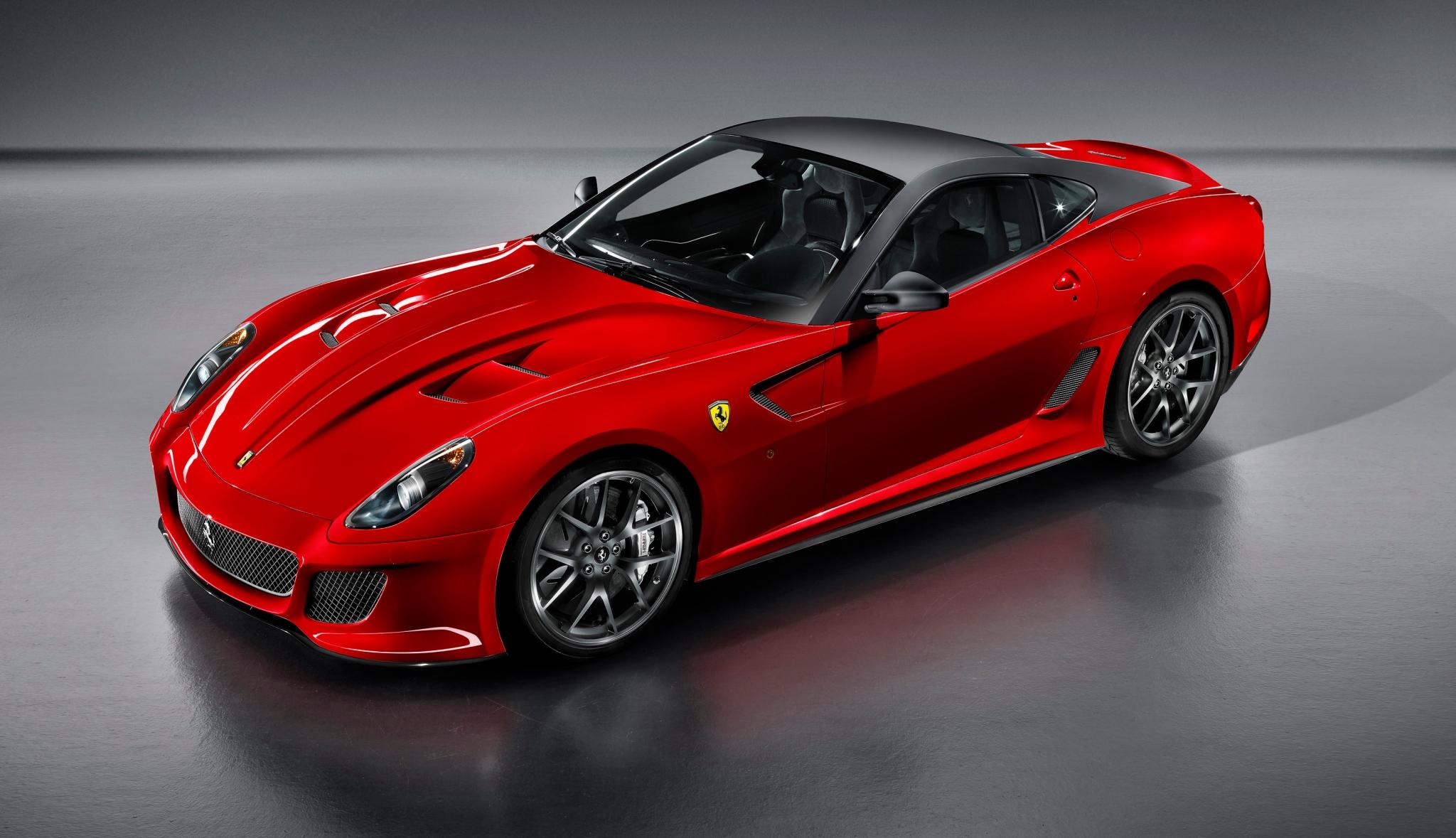 Ferrari Limited Editions Ferrari 599GTO